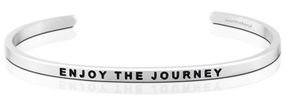 MantraBands Enjoy The Journey Bracelet