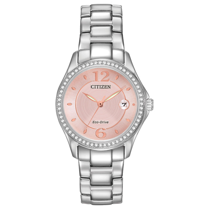 Citizen Silhouette Crystal - FE1140-86X
