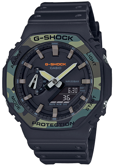 G-CARBON OCTO SLIM 'LIMITED'-GA2100SU-1A