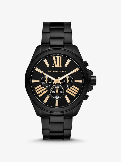 Oversized Wren Black Watch MK8767