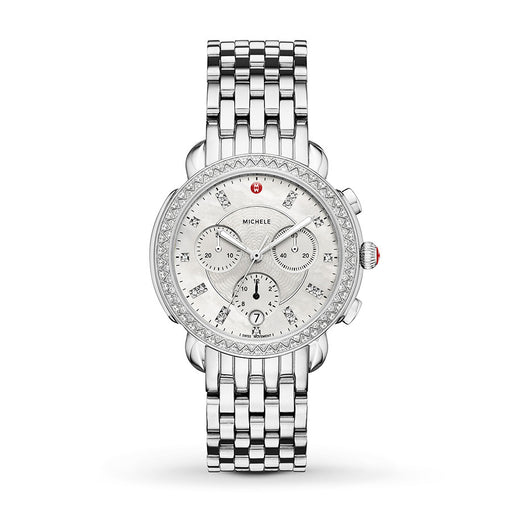 Michele Sidney Diamond Diamond Watch