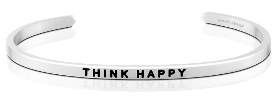 MantraBands Think Happy Bracelet