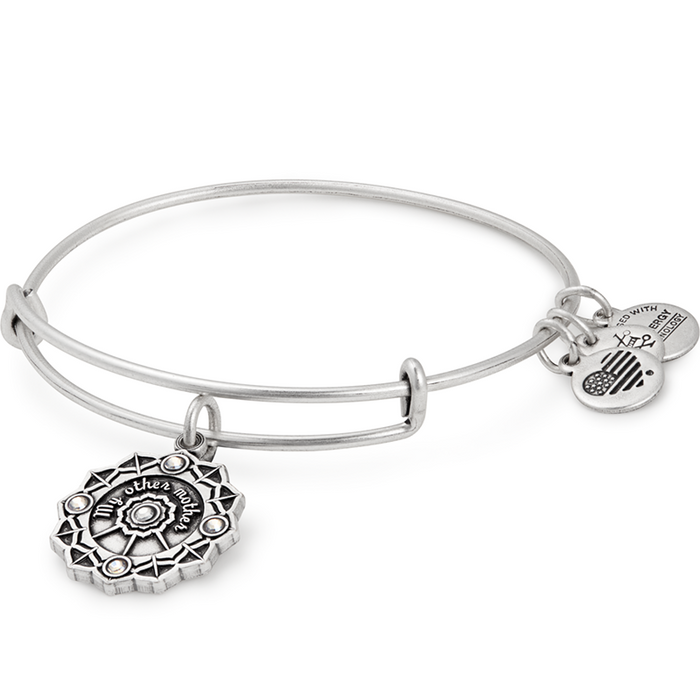 Alex and Ani Mother of the Groom Charm Bangle