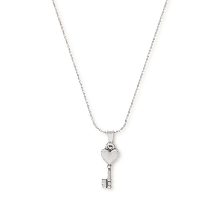 Alex and Ani Key to Love Expandable Necklace