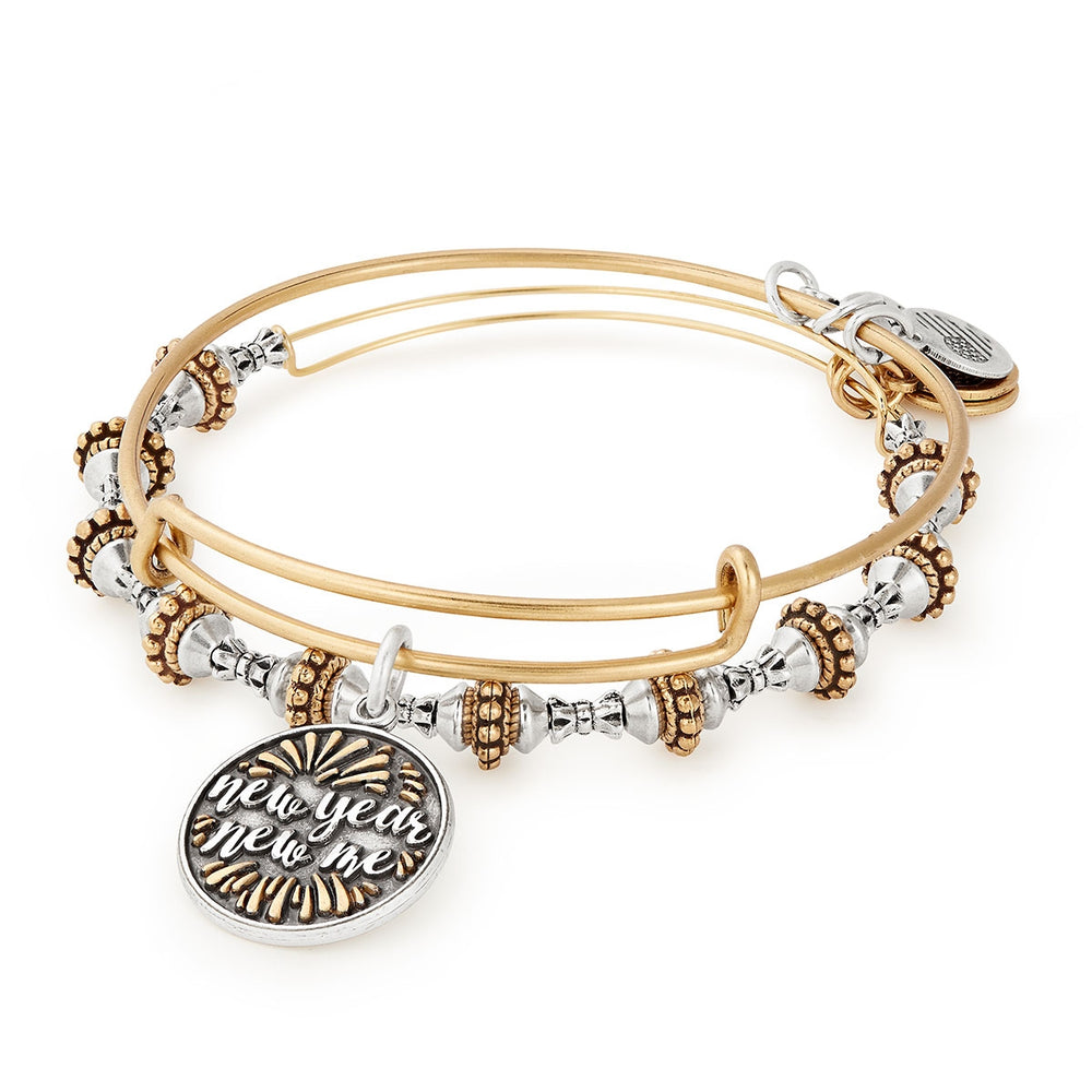 Alex and Ani New Year New Me Set of 2