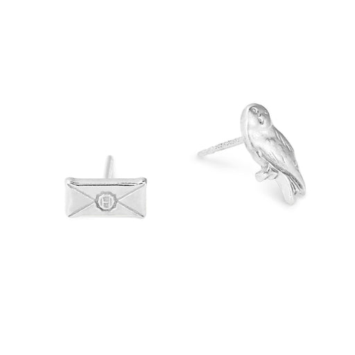 HARRY POTTER™ OWL POST™ Earrings, SS