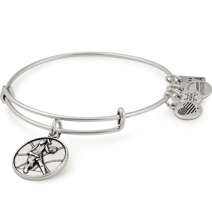 Alex and Ani Team USA Basketball Charm Bangle
