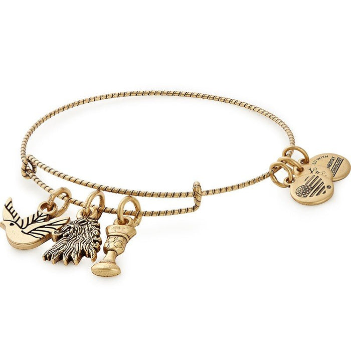 Alex and Ani GAME OF THRONES Lannister Charm Bangle