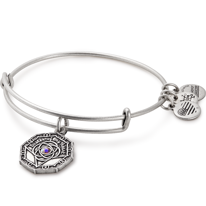 Alex and Ani Bridesmaid Charm Bangle
