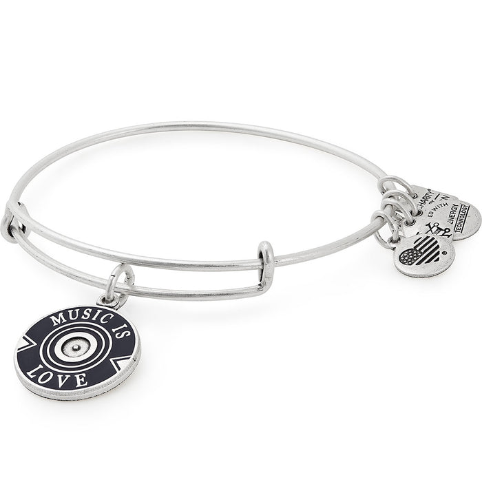 Alex and Ani Music is Love Charm Bangle | VH1 Save the Music Foundation