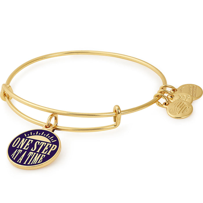 Alex and Ani One Step at a Time Charm Bangle | The Herren Project