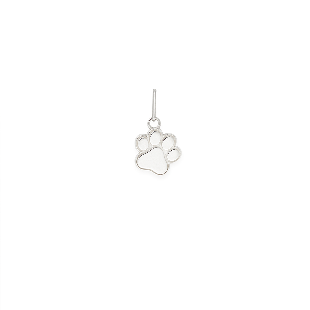 Alex and Ani Paw Print Necklace Charm