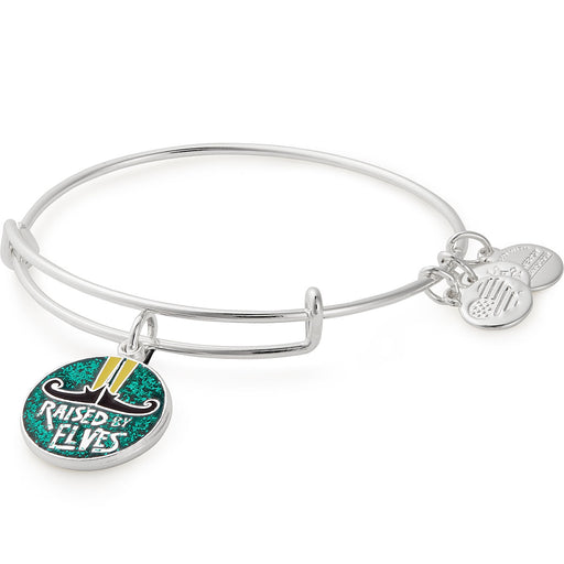 Alex and Ani Raised By Elves Charm Bangle