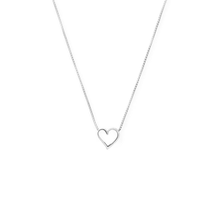 Alex and Ani Heart Adjustable Necklace