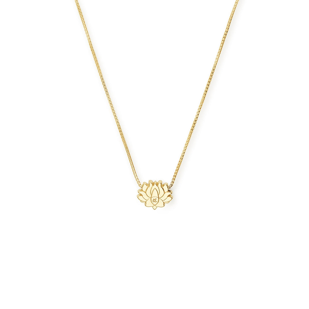 Alex and Ani Lotus Peace Petals Adjustable Necklace