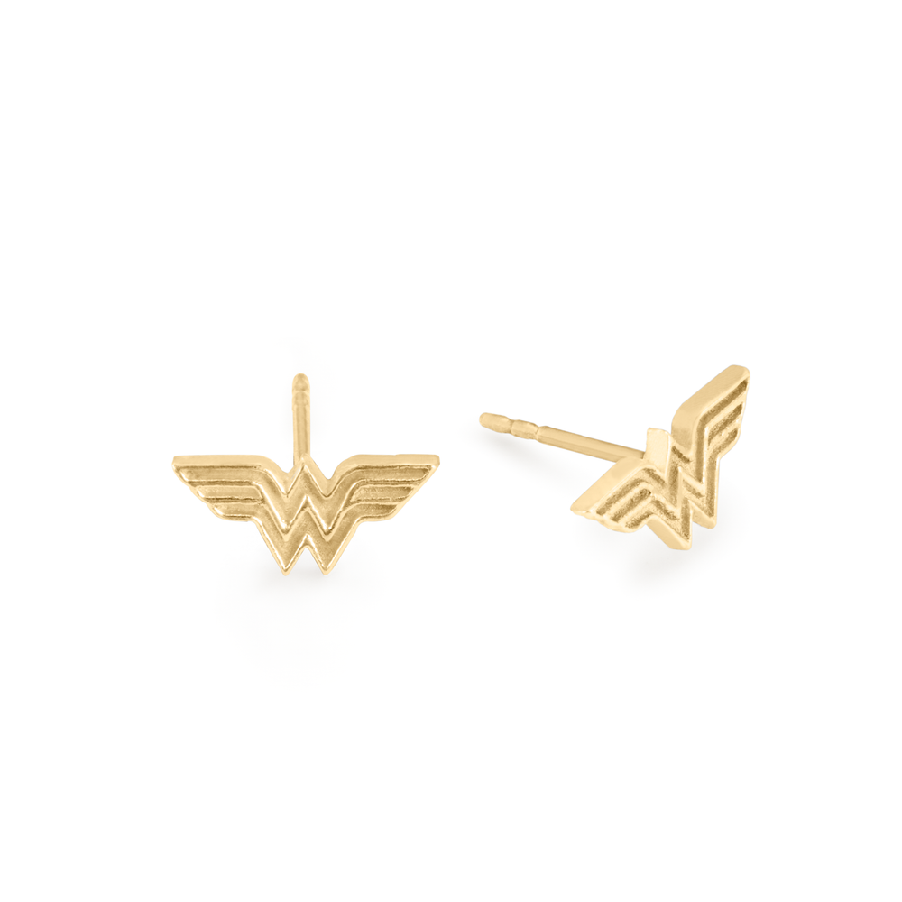 Alex and Ani Wonder Woman Earrings