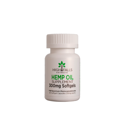 CBD Softgel