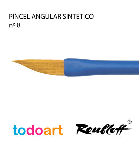 Pincel AQUA blue ANGULAR