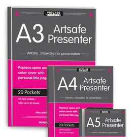 Presenter Artsafe
