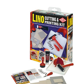lino cutting printing kit