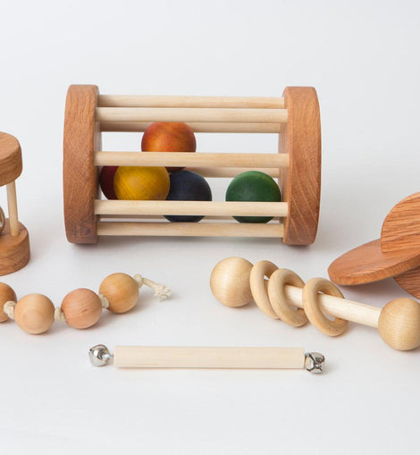 Montessori Baby Set Of 6 Toys