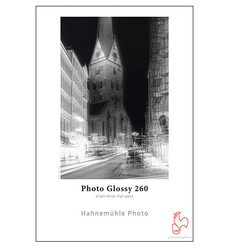 Papel Hahnemühle Photo Glossy 260