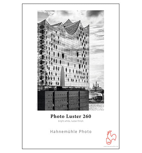 Papel Hahnemühle Photo Luster 260