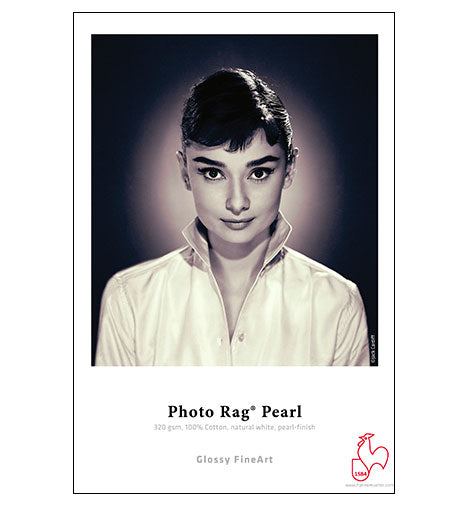 Papel Hahnemühle Photo Rag Pearl
