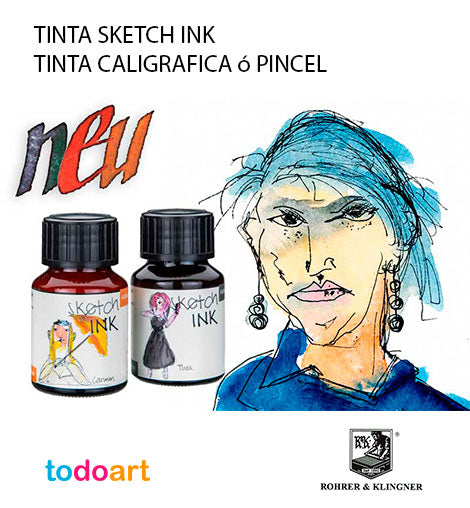 Tinta Sketch Ink