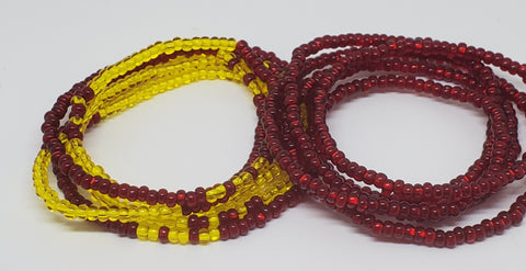 The Queen Mother Waist Beads