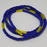 Blue Berry Lemonade Waist Beads