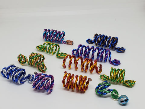 Twisted Loc Jewelry