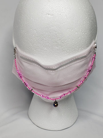 Beaded Face Mask Jewelry
