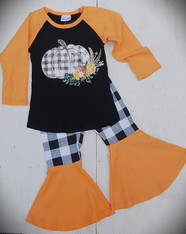 Bell Bottom Pumpkin Set