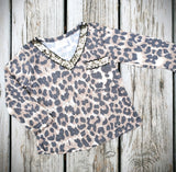 Leopard Mommy & Me Shirts