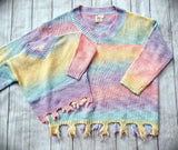 Mommy & Me Rainbow Sweater