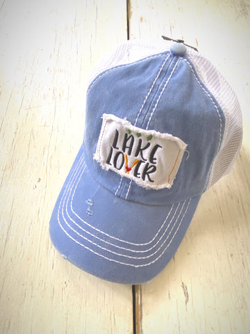 Lake Lover Adult Hat