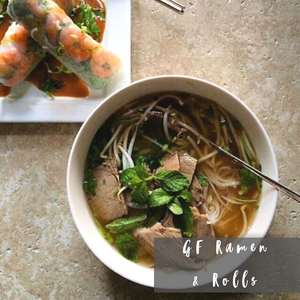 GF Ramen & Rolls Workshop in Tracy/Mountain House, California (Sunday, February 23rd)