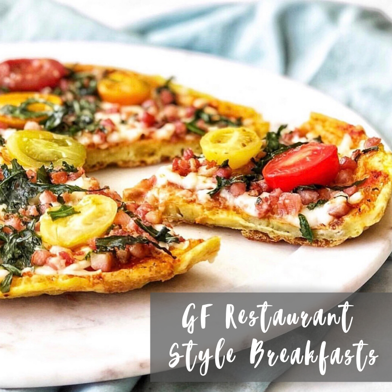Gluten-free Restaurant-Style Brunch Workshop in Tracy/Mountain House, California (Sunday, February 23rd)