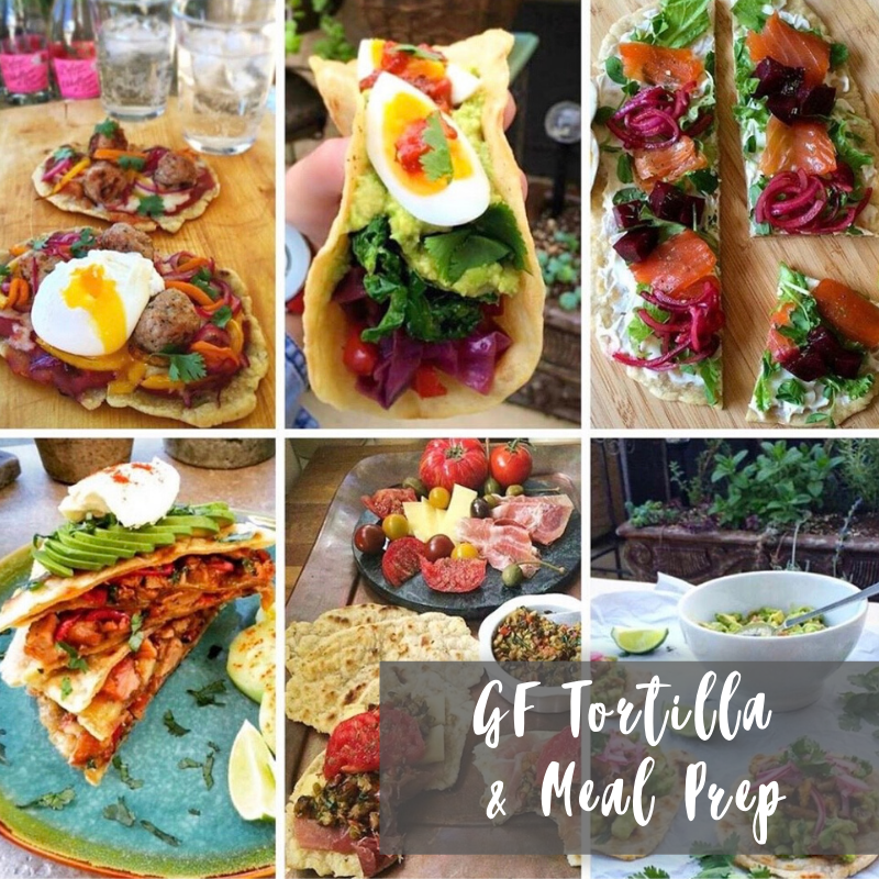 Gluten-free Tortilla & Meal Prep Workshop in Tracy/Mountain House, California (Saturday, February 29th)