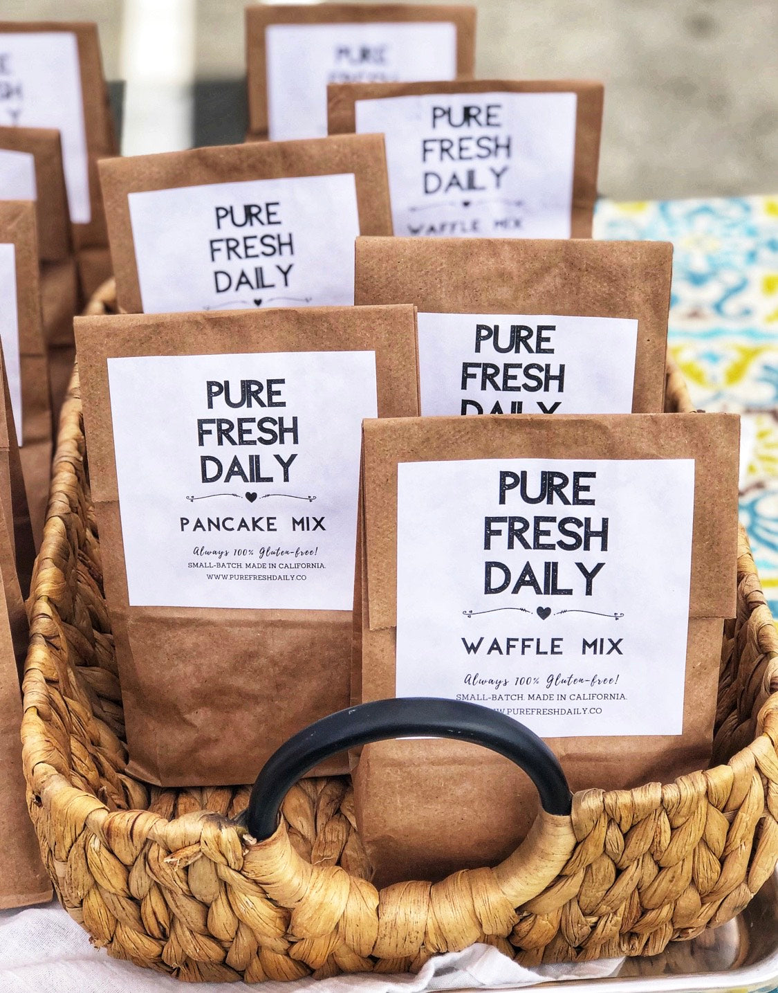 The Pure Fresh Daily Mixes (3-pack)