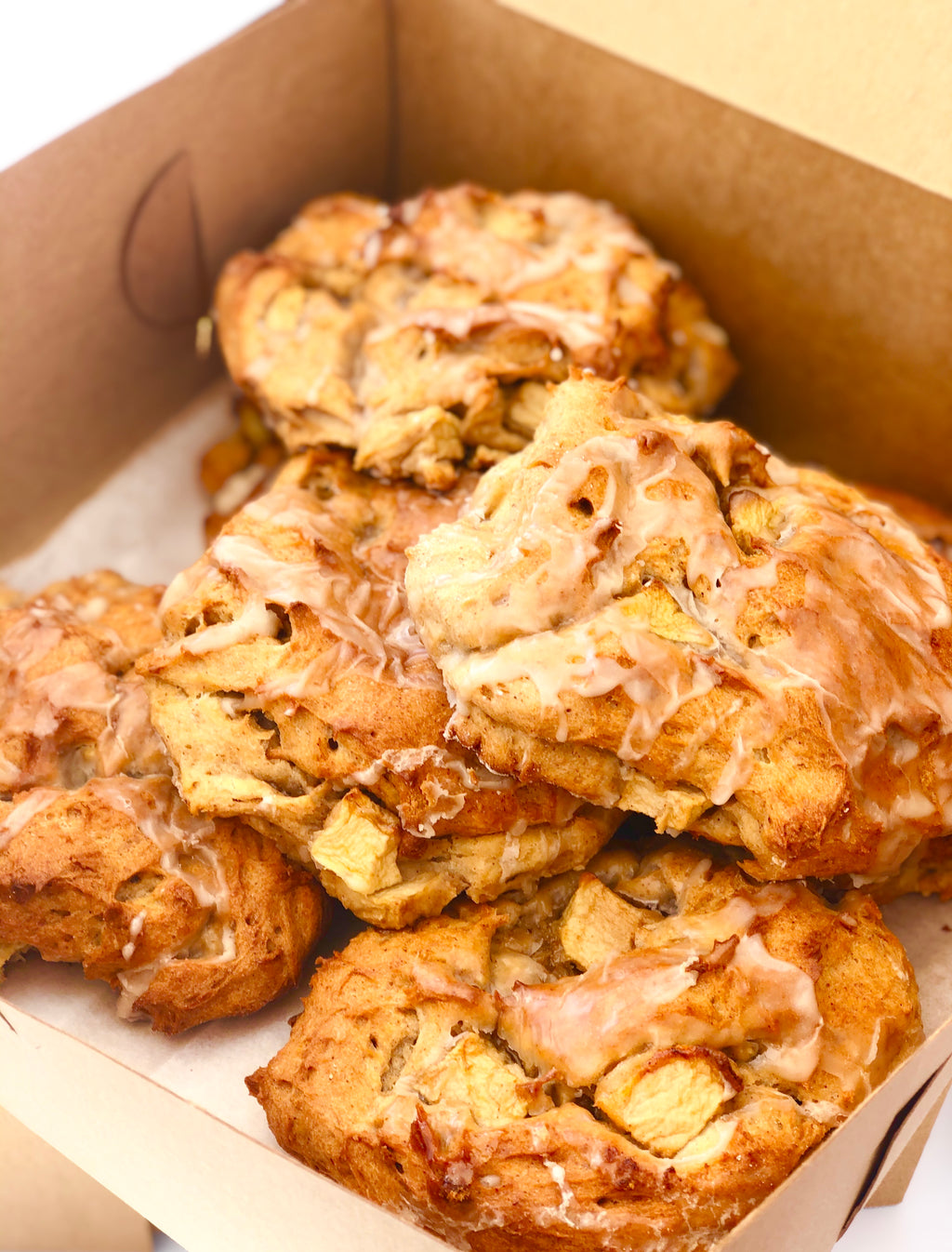 Apple Fritters (2-pack)