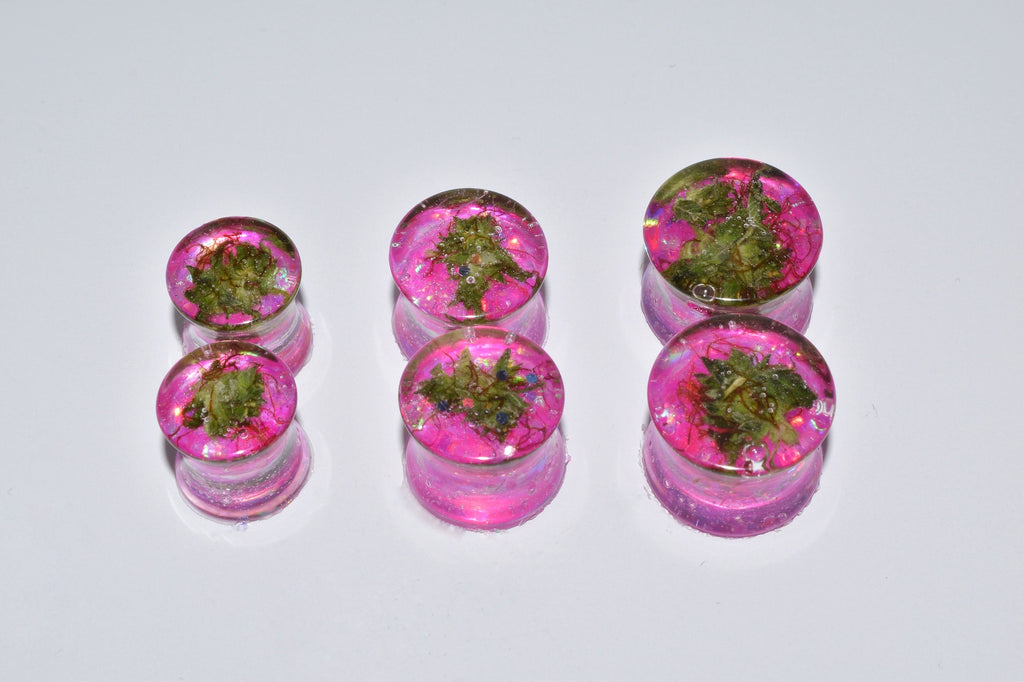 Pot Princess Bud Plugs - Bud Kitten Jewelry