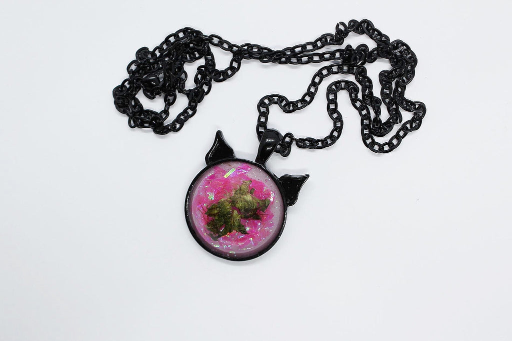 Blunt Barbie Bud Kitten Necklace - Bud Kitten Jewelry