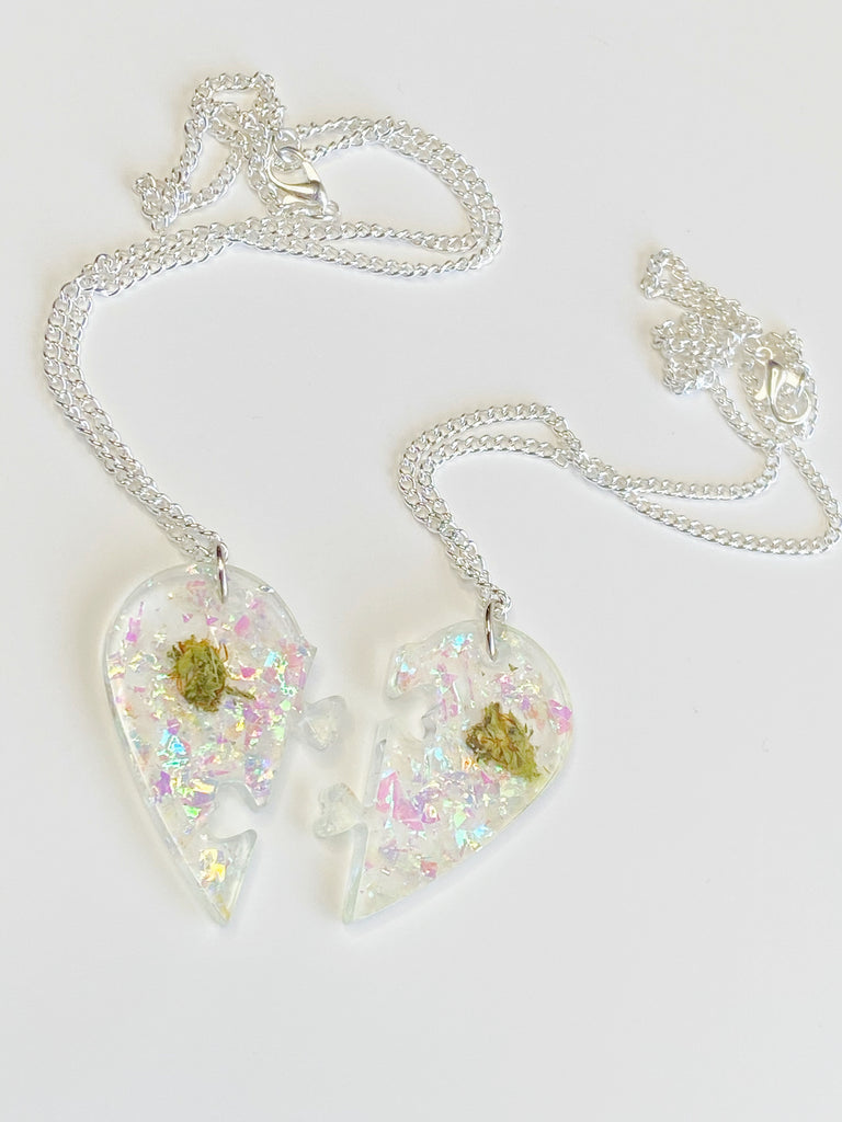 Unicorn Tears Best Buds Necklace Set