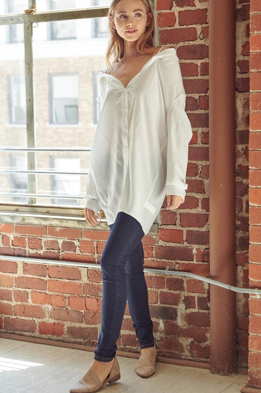 Something Borrowed Tunic