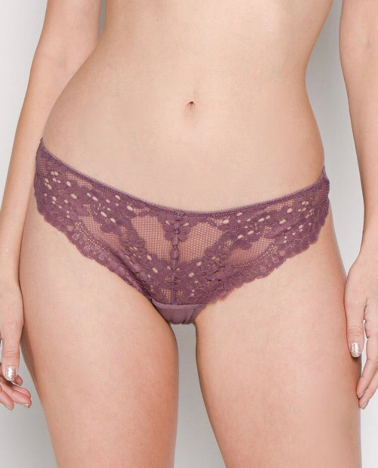 Sweet Lace Thong