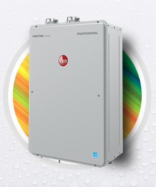 Rheem® Tankless Water Heaters