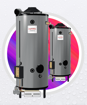 rheem commercial water heaters