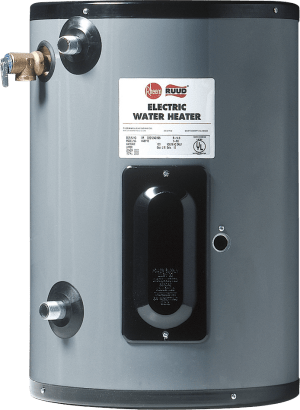 RHEEM EGSP10 Point-of-Use 10 Gallon Electric Commercial Water Heater - wholesalewaterheater